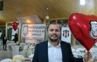 Beşiktaşlılar Şampiyonluklarını İftar Yemeğiyle...