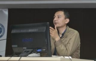 KMÜ'de Yeni Web Yönetim Bilgi Sistemi Eğitimi...