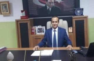 Mustafa Eryiğit, Sungurlu İlçe Milli Eğitim Müdürlüğüne...