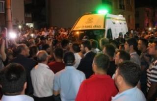 Şehit Muhammed Ali Mevlüt Dündar'ın Cenazesi...