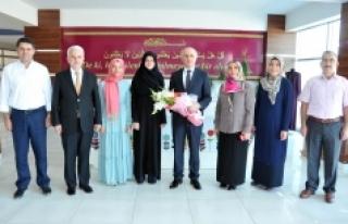 15 Temmuz Şehit Muhammed Yalçın Ortaokulu Ziyaret...