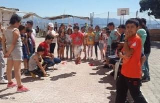 Ermenek'te Geleceğin Atletleri Yetişiyor