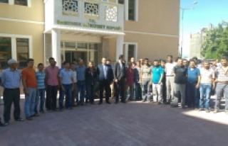 Ermenek'te Grev Yapan Madencilerin 3 Aylık Maaşları...