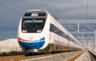 Hızlı Tren Dedikleri... İstanbul'a Giderken 2.5...