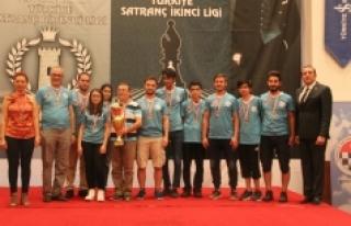 Karaman Satranç Kulüpleri Yükselişini Sürdürüyor