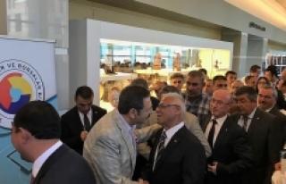 Karaman Ticaret Borsası İç Anadolu Bölgesi İstişare...