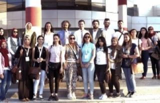 KMÜ Yabancı Uyruklu Öğrencileri Ağırlıyor