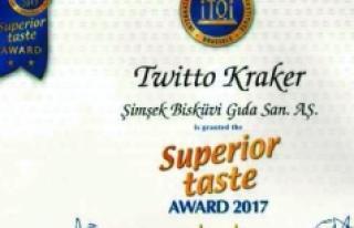 Türkiye'nin İlk Ve Tek Çıtır Burgu Krakeri...