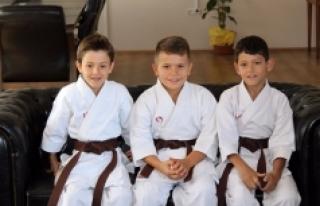 Karateciler Milli Takım Kadrosunda Ülkemizi Temsil...