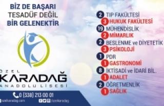 Özel Karadağ'da Başarı Tesadüf Değil Gelenek