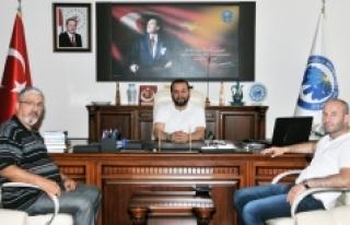 Özel Karaman Hastanesinden Rektör Akgül'e...
