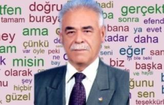 """Baştuğ """"Türkçemize Sahip Çıkalım"""""""