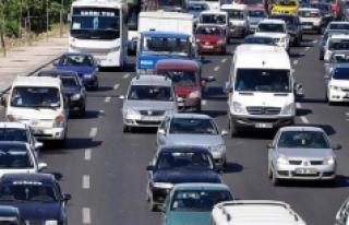 Motosikletlerin Sayısı, Otomobillerle Yarışıyor