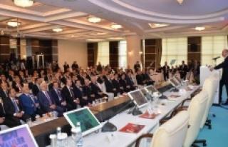 81 İl Valisi Ankara'da Buluştu