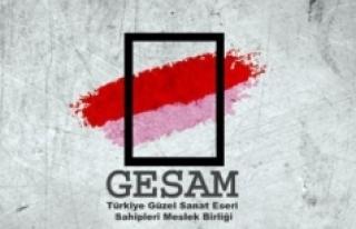 """""""Gesam Üyeleri Karaman Sergisi"""" 4 Kasım'da..."""