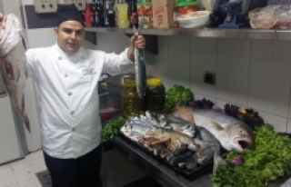 Grand Karaman Otel'de Balık Günleri Devam Ediyor