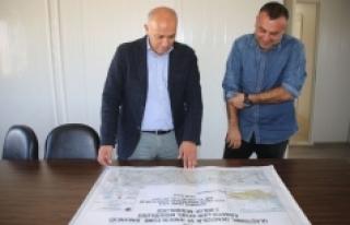 Karaman'da Yeni Çevre Yolunda Çalışmalar Devam...