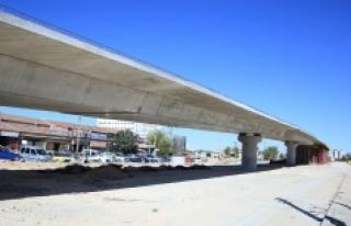 Sanayi Kavşağında Trafik Daha Güvenli Hale Gelecek