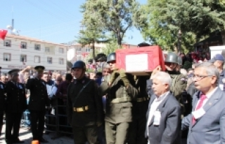 Şehit Uzman Onbaşı Kızılca, Karaman'da Son...