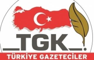Yerel basının Türkiye genelindeki on binlerce temsilcisi...