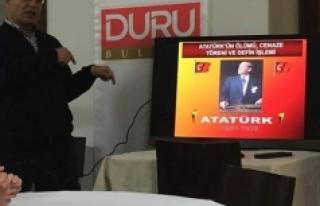 Ali Güler, Atatürk'ün Hastalık Sürecini, Vefatını...