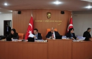 Belediye Meclisi, Bütçeyi Görüşecek