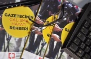 BYEGM'DEN 'Gazetecinin Çalışma Hayatı Rehberi