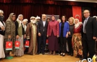 Ermenek Belediyesi Kadın Meclisi Tiyatro Grubunun...