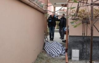 Garaj Damından Düşen Yaşlı Adam Öldü