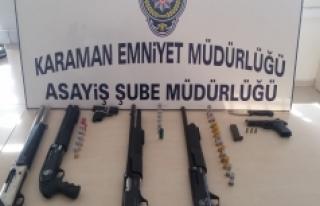 Karaman'ın Huzurunu Bozmak İsteyene Emniyet'ten...