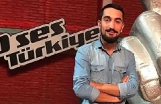 Karamanlı Yarışmacı O Ses Türkiye Elemelerinden...