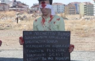 Kmü'de Şehit Öğretmenler Anıldı