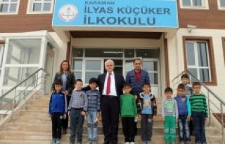 Kuntoğlu Okul Ziyaretlerinde Öğrencilerle Buluşuyor