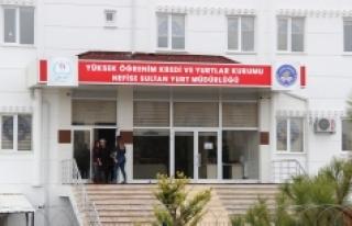 KYK'dan Karaman'daki Nefise Sultan Kız Öğrenci...