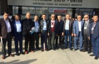 Ticaret Borsası Growtech Antalya Tarım Fuarına...