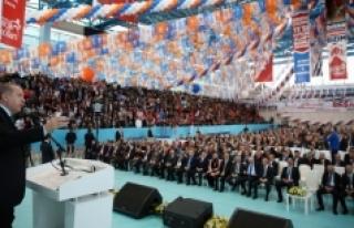 Cumhurbaşkanı Erdoğan Karaman'da
