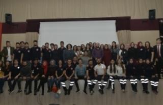 Dünya Paramedik Günü Kutlaması