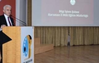 EBA, DYS ve Fatih Projesi Değerlendirme Toplantısı...