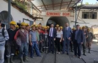 Ekrem Akkaya: Maden İşçileri Fişleniyor