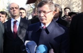 Eski Başbakan Davutoğlu: Kudüs'süz Filistin,...