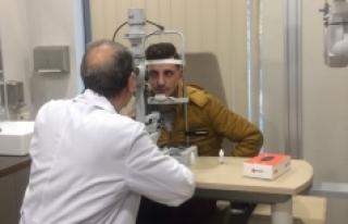 Göz Vücudun Sigortasıdır
