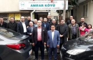 İstanbul'daki Ambarlılar Kahvaltıda Bir Araya...