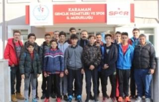 Karaman Analig Basketbol, Adını Çeyrek Finale Yazdırdı
