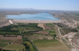 Karaman'ın Münbit Toprakları Su İle Buluşuyor