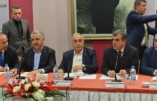 Karaman-Konya-Gaziantep Hızlı Tren Çalışmalarına...