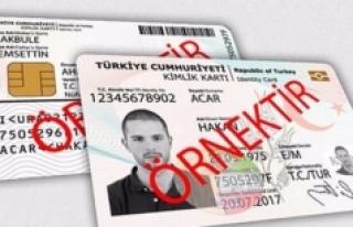 Nüfus Müdürlüğü: Kimlik Kartlarının Dağıtımının...
