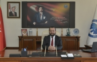 Rektör Akgül'den Yeni Yıl Mesajı