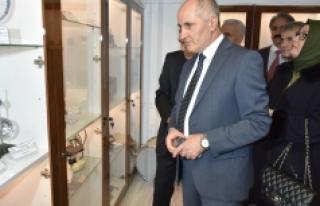 Tarih Kokan Müzenin Açılışı Yapıldı