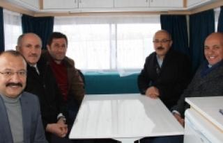 """Bakan Elvan: """"İnşallah Kısa Bir Sürede Afrin'i..."""