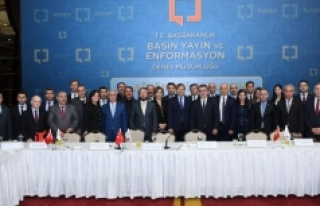 Başbakan Yardımcısı Çavuşoğlu: BYEGM Son Dönemde...